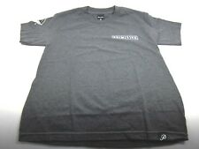 PRIMITIVE APPAREL MEN'S SPIRIT SHORT SLEEVE T-SHIRT,CHARCOAL HEATHER,SMALL,NEW