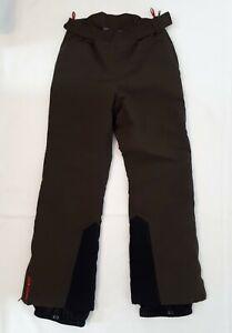 Prada Ski Trousers Lable Size 42