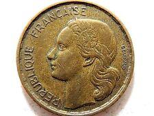 1951-B Französisch Zwanzig (20) Franken Münze