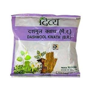 Swami Ramdev Patanjali UK Divya Dashmool Kwath Fever Gastric 100g