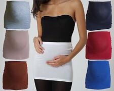 Bauchband BAUMWOLLE versch. Farben&Größen Umstandsmode Bauchgurt Schwangerschaft
