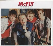 McFLY 5 Colours in her haIr   2  TRACK CD   NEW - NOT SEALED