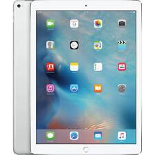 Apple iPad Pro 12.9 128Gb Plateado Desbloqueado-Garantía De 12 meses-Grado A