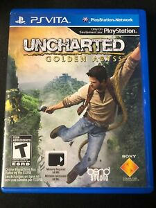 Uncharted Golden Abyss (PlayStation Vita) Good!