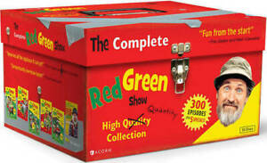 The Red Green Show COMPLETE SERIES SEASONS  1-15 NEW