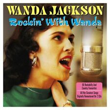 Wanda Jackson - Rockin' With Wanda, 50 Tracks  Best Of, 2CD Neu