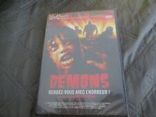 "RARE! DVD NEUF ""DEMONS"" film d'horreur de Lamberto BAVA"