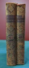 A View of Society & Manners in France Switzerland Germany John Moore 2 vols 1783