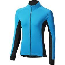 Blue Windstopper Cycling Jackets