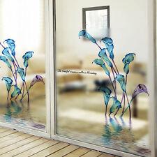 Removable Window Decal Glass Wall Door Sticker Vinyl Art Home Room Decor Mural