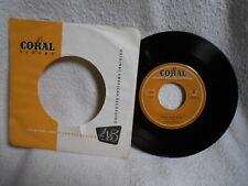 """7"""" JIMMY CAVELLO AND HIS HOUSE ROCKERS -- ROCK, ROCK, ROCK / THE BIG BEAT"""