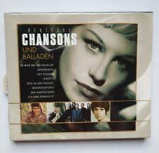 Deutsche Chansons und Balladen - CD 2005