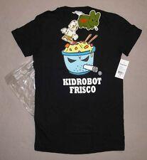 Frank Kozik Kidrobot Womens XS Dennis KR Frisco Shirt Mongers *NEW*
