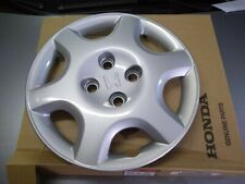 "NEW Genuine 96-00 Honda Civic 14"" Inch Hub cap Cover Steel Wheel 44733S01A10 LX"