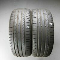 2x Continental ContiSportContact 5 SUV MO 235/50 R18 97V 4016 5 mm Sommerreifen