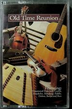 Old Time Reunion--Dulcimer, Mandolin... (Cassette, 2000, Cumberland Records) NEW
