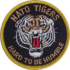 Luftwaffe Aufnäher Patch NTM NATO Tigers .......................A2272