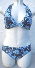 ladies   bikini set Padded underwired SIZE 14 new ex chainstore L@@K