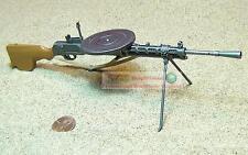 1:6 Scale Figure DRAGON WW2 SOVIET UKRANIAN LMG LIGHT MACHINE GUN 70301 #1 DP28