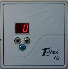 TMax 3W G2 (3A) Digital Tanning Bed Timer Wireless Ready 9 10 12 15 20 Minutes