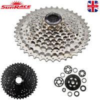 SunRace MTB Bike 9Speed 11-40T Cassette Wide Ratio Flywheel fit Shimano Sram