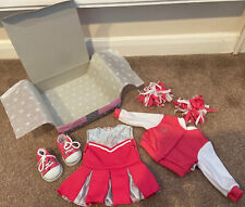 DESIGN A FRIEND Doll Outfit Cheerleading Boxed (21) a
