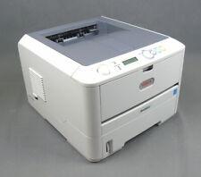OKI B430d Laserdrucker 83.653 Seiten gedruckt USB + parallel