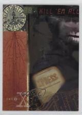 1996 Topps The X Files Season 2 #12 Episodes Blood Non-Sports Card 6b1