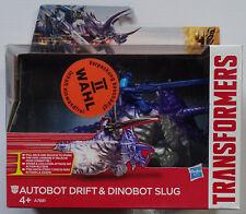 HASBRO® A7681 Transformers Drift & Dinobot Slug Attacke mit Action-Blitzen