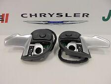 15-16 Challenger Charger Larger Hellcat Paddle Shift Shifter Set of 2 Mopar Oem