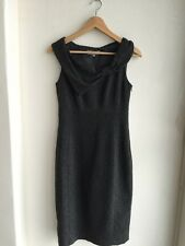 Gorgeous •Veronika Maine• Wool Blend Pencil Dress Sz 6 S EUC