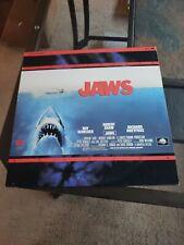 Jaws - Lasserdisc - Letter Box Edition - 2 discs