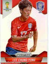 2014 World Cup Prizm Refractor Parallel No.73 L.CHUNG-YONG (KOREA REPUBLIC)