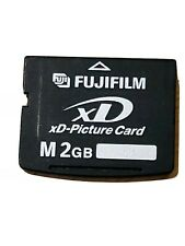 M 2GB Olympus Or Fujifilm XD Picture Memory Card