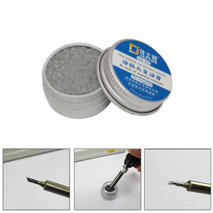 6g Electrical Soldering Iron Tip Refresher Solder Cream Head Cleaning Paste Tool