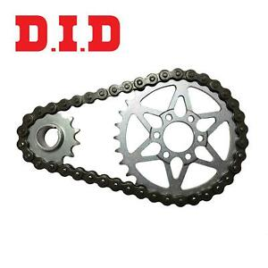 Sur-Ron LBX Primary Transmission Chain Conversion Kit with Upgraded DID Chain