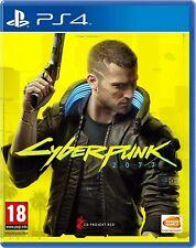 CYBERPUNK 2077 PS4 EU NUOVO SIGILLATO ITA PLAYSTATION 4 KEANU REEVES
