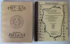 Cherokee-English Dictionary And Cherokee Culture And Language Research Program