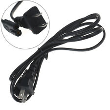 AC Power Cord Cable for Game Slim PC LAPTOP 2 Prong Eight-character tail US`UK