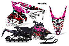 Yamaha SR Viper RTX STX MTX Decal Wrap Graphic Kit Sled Snowmobile 14-16 FRNZY R