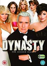 DYNASTY - COMPLETE  SEASON 2 - DVD - UK Region 2 / sealed