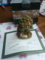 Lilliput Lane Cottages L2699 Tree Tops Boxed With Deeds