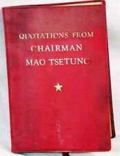 Quotations from Chairman Mao Tsetung - 1972