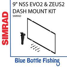 SIMRAD NSS 9 EVO2 & ZEUS2 DASH MOUNT KIT