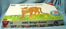 Nib Eric Carle Abc Bingo Game Colorforms Preschool Educational Early Reading Oop