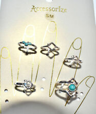 Accessorize Turquoise Costume Jewellery