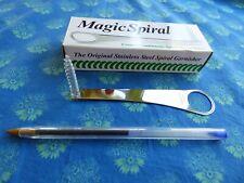 """Ustensile cuisine, épluche-découpe pommes en spirales """"Magic spiral"""""""
