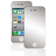 3 PACK LCD MIRROR SCREEN PROTECTOR FOR IPHONE 4S 4 4G