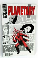 Planetary #11 Cold World Warren Ellis 2000 Wildstorm Comics VF