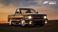 Forza Horizon 4: GMC Syclone & Other rare cars